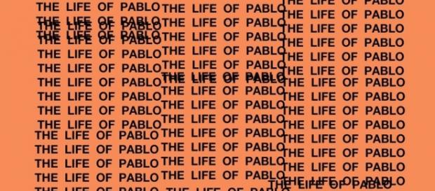 La portada del álbum 'The life of Pablo'
