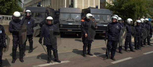 Poliţia belgiană chemată să aplaneze conflictul