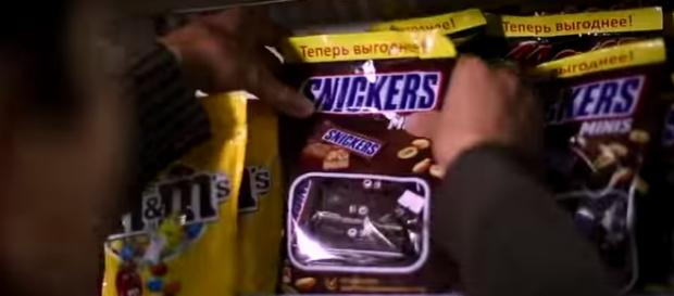 Snickers y Millky-Way son productos de Mars Inc.
