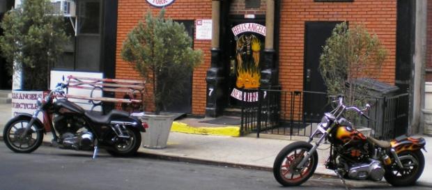 Symbolbild: Klubhaus der Hells Angels in New York