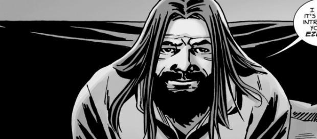 The Walking Dead 6, il fumetto di Jesus