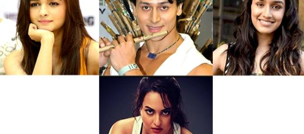The Young & vibrant blockbuster gang of Bollywood