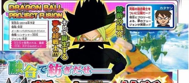 Una nueva fusión aparece en el juego