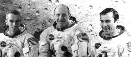 Ufo: gli astronauti di Apollo 10