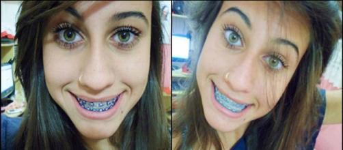 A menina mais bonita do Facebook