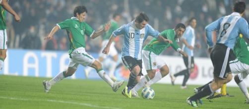 Argentina también jugará contra Bolivia