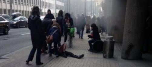 Attacco a Bruxelles, 22 marzo 2016