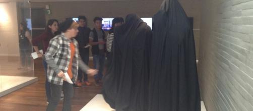 Bagging. Museo de la Memoria y la Tolerancia