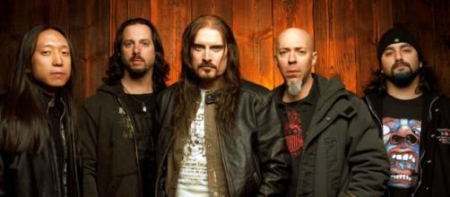 Dream Theater, na formação de 1999