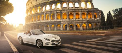 Fiat 124 Spider a Roma e Madrid prima di Ginevra