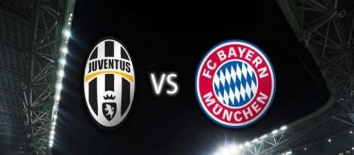 Juventus-Bayern Monaco 2-2 gara d'andata
