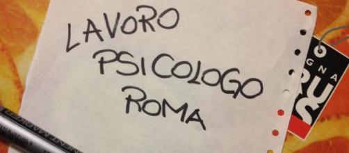 Roma, offerte di lavoro per psicologi