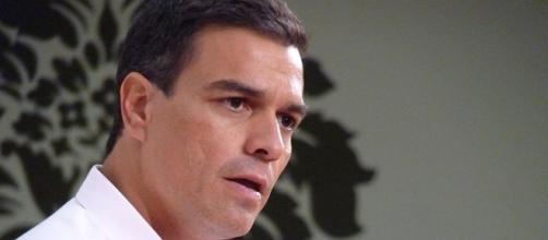 Pedro Sánchez no consigue los votos necesarios