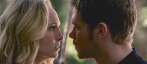 The Vampire Diaries: Caroline e Klaus
