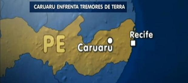 Agreste pernambucano sofre com tremor