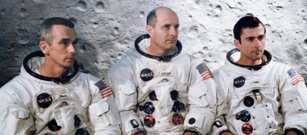Astronautas ouviram sons inexplicáveis no espaço.