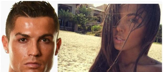 Cristiano Ronaldo poderá ter namorada nova
