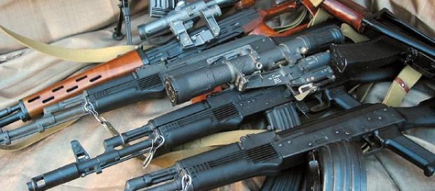 Diverse tipuri de armament ușor