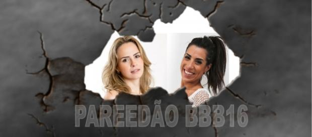 Enquete paredão BBB16, Ana Paula X Juliana