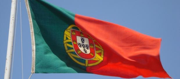 Foto: Bandeira de Portugal por Flickr
