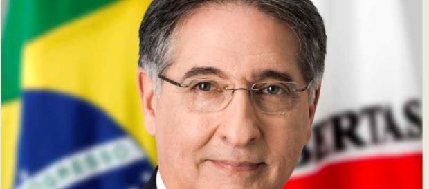 Governador de Minas Fernando Pimentel