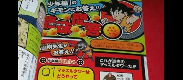 Imagen del Dragon Ball Full Color