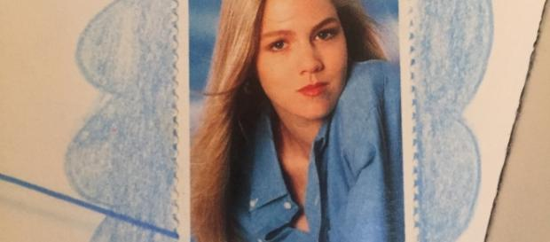 Jennie Garth, nee sorry: Kelly. Bravo-Sticker