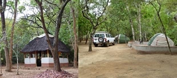 Natwange camp. Courtesy of Natwange