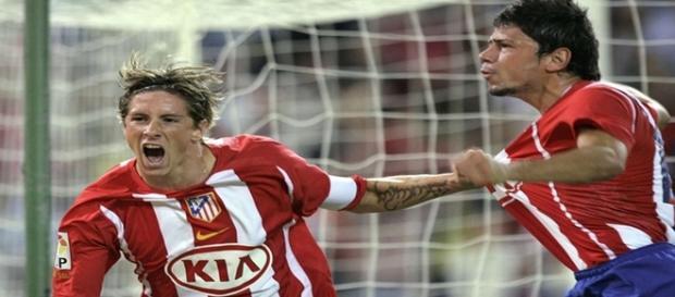 O Atlético quer chegar à final da Champions League