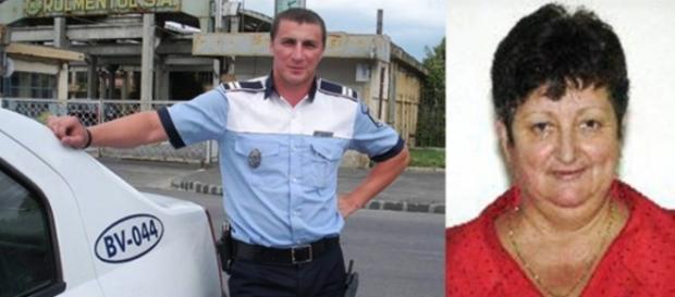 Polițistul Godină a îngenucheat un politruc