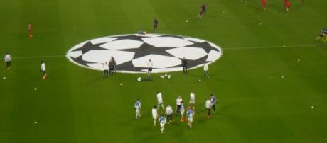 Juventus - Bayern andata ottavi di finale CL