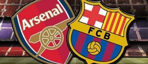 Barcelona visitó el Emirates Stadium