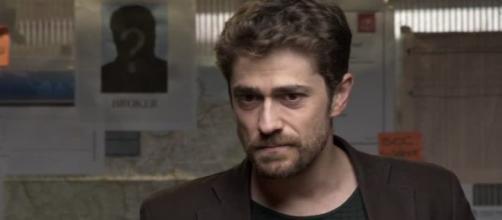 Davide Tempofosco in Squadra Antimafia