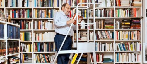Imagen: Umberto Eco por Giovanna Silva