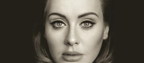 La portada de la más reciente producción de Adele
