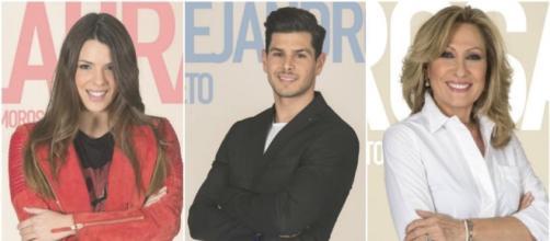 Los tres nominados de esta semana en GH VIP.