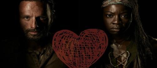 ¿Nacerá el amor entre Rick y Michonne?