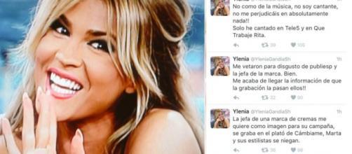 Ylenia y su nueva polémica contra Mediaset