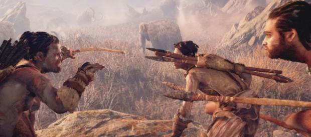 Captura de pantalla del videojuego FarCry Primal