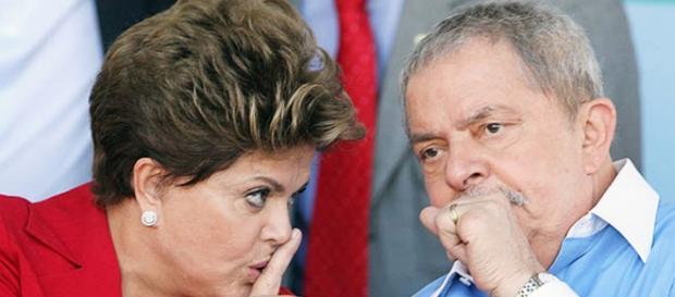 Dessa vez, só Lula falou no programa do PT