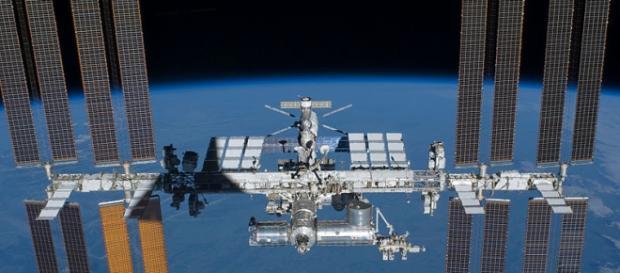 International Space Station (Credit NASA)