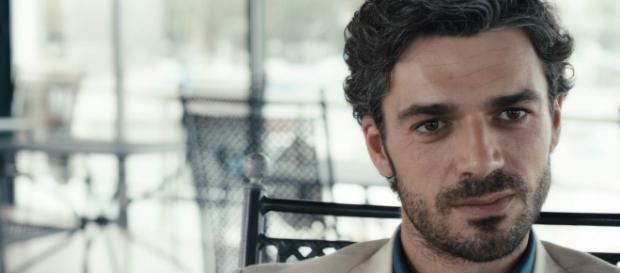 L'attore italiano Luca Argentero.