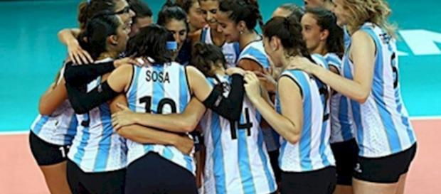 Las chicas argentinas se ganaron el pasaje