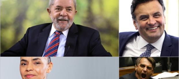 Lula e Marina Silva devem concorrer.