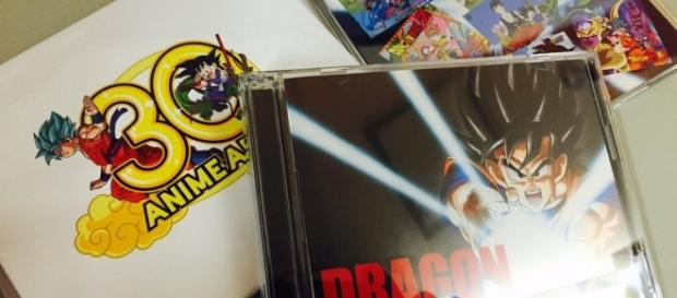 Pack de Dragon Ball Best Cds y DVD segunda imagen