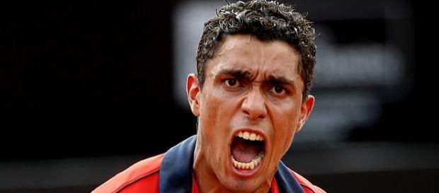 Thiago Monteiro terá outro espanhol pela caminho