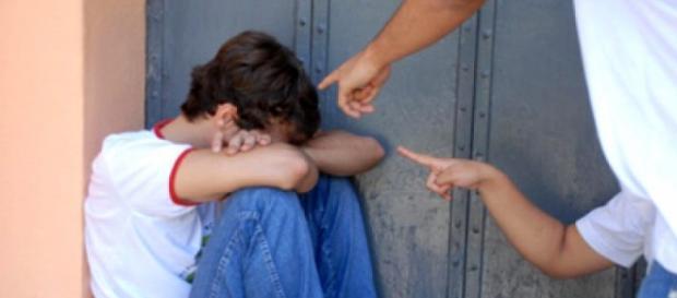 Uno de cada 10 niños sufre acoso escolar
