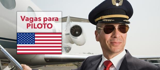 Vaga para piloto|Foto: Reprodução Addicted-pilots