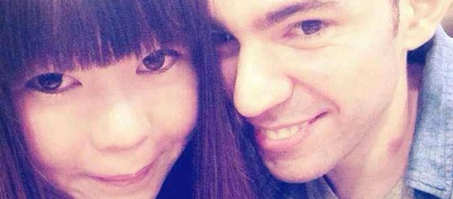 El argentino que se enamoró de una Taiwanesa por Internet y le pidió casamiento