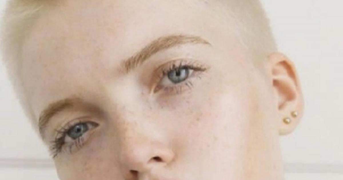 Tagli capelli semi rasati